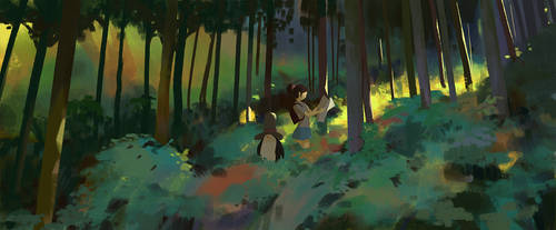 Path of Miranda_Searching