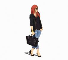 DS-Fashion study by snatti89