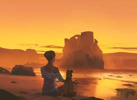 Meditation by snatti89