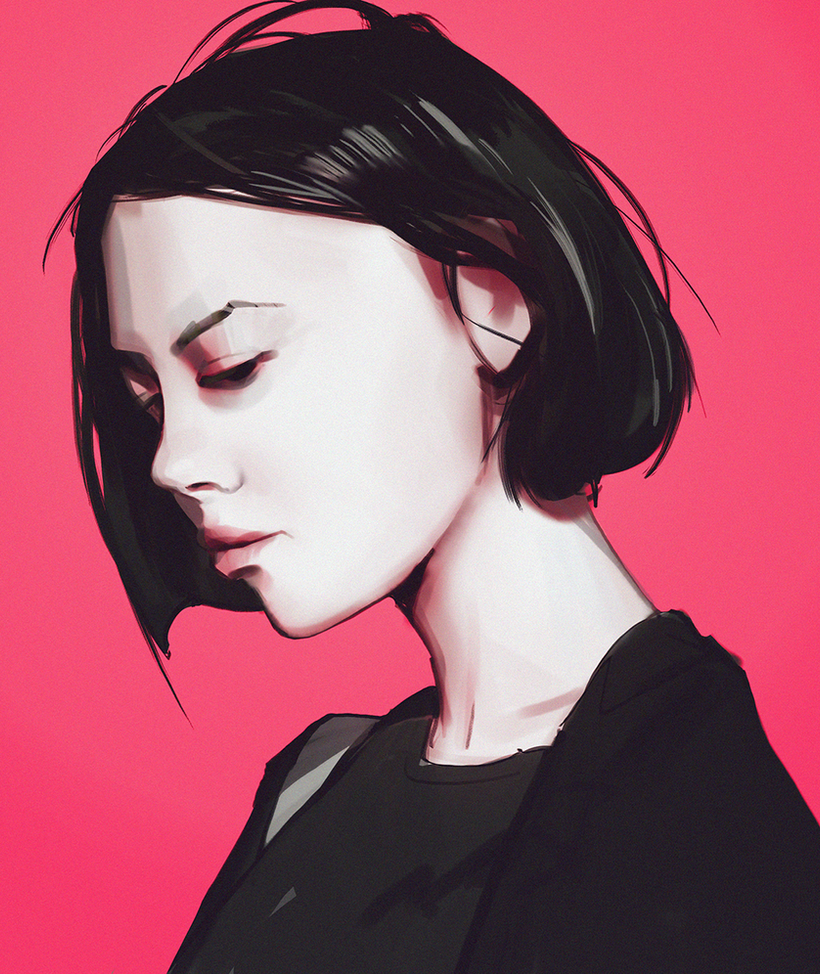 Pink by snatti89