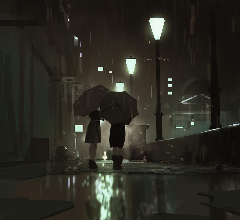 rain by snatti89
