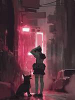 Red lights by snatti89
