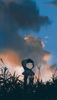 Grave of the fire flies