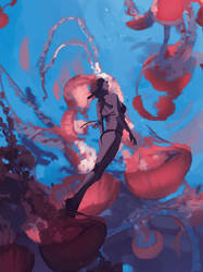 Snorkeling by snatti89