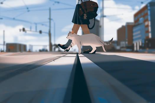 Catwalk by snatti89
