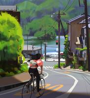Going Downhill by snatti89