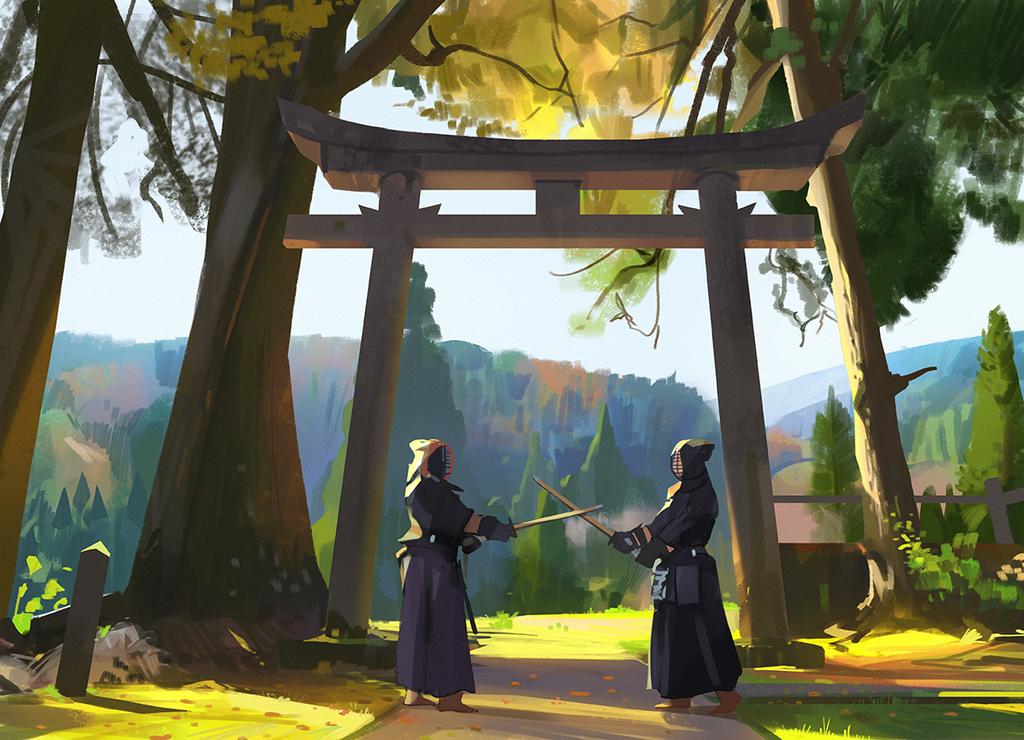Kendo by snatti89