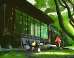 My Neighbor Totoro by snatti89