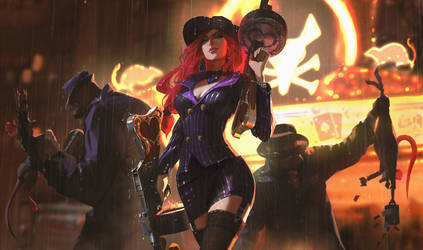 League of Legends - Mafia Miss Fortune