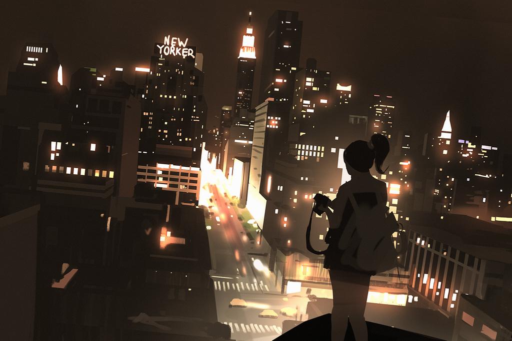 City Lights By Snatti89 ... Photo Gallery