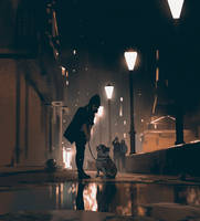 Sleepless night by snatti89