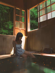 Hotspring by snatti89
