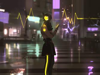 Trance music by snatti89