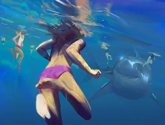 The Meg by snatti89