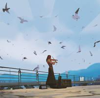 Bird song by snatti89