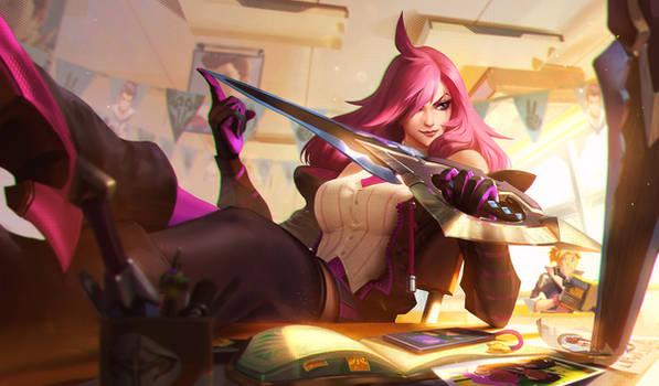 Splash Battle Academy Katarina
