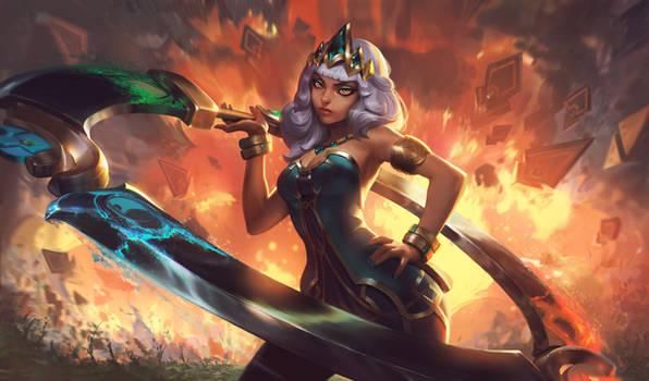 Qiyana - Empress of the Elements