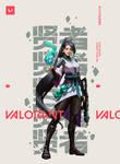 VALORANT Sage
