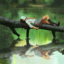 Lazy reading