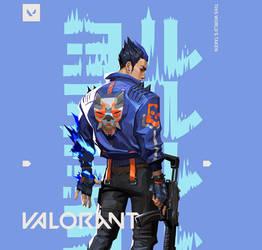 VALORANT - Yoru