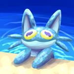 (ArtFight) wet cat
