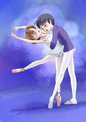 Our ballet'x by usuiou
