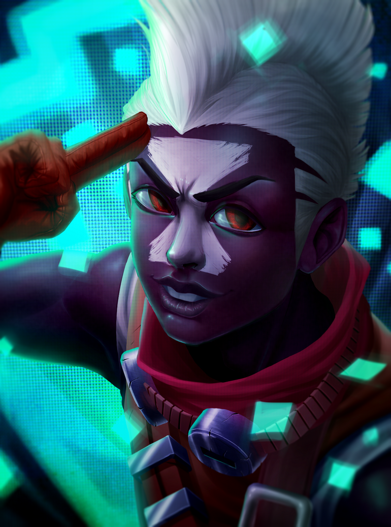 Ekko by MaruMun