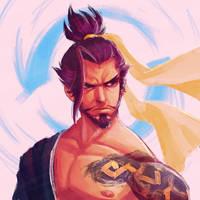 A beautiful man by MaruMun