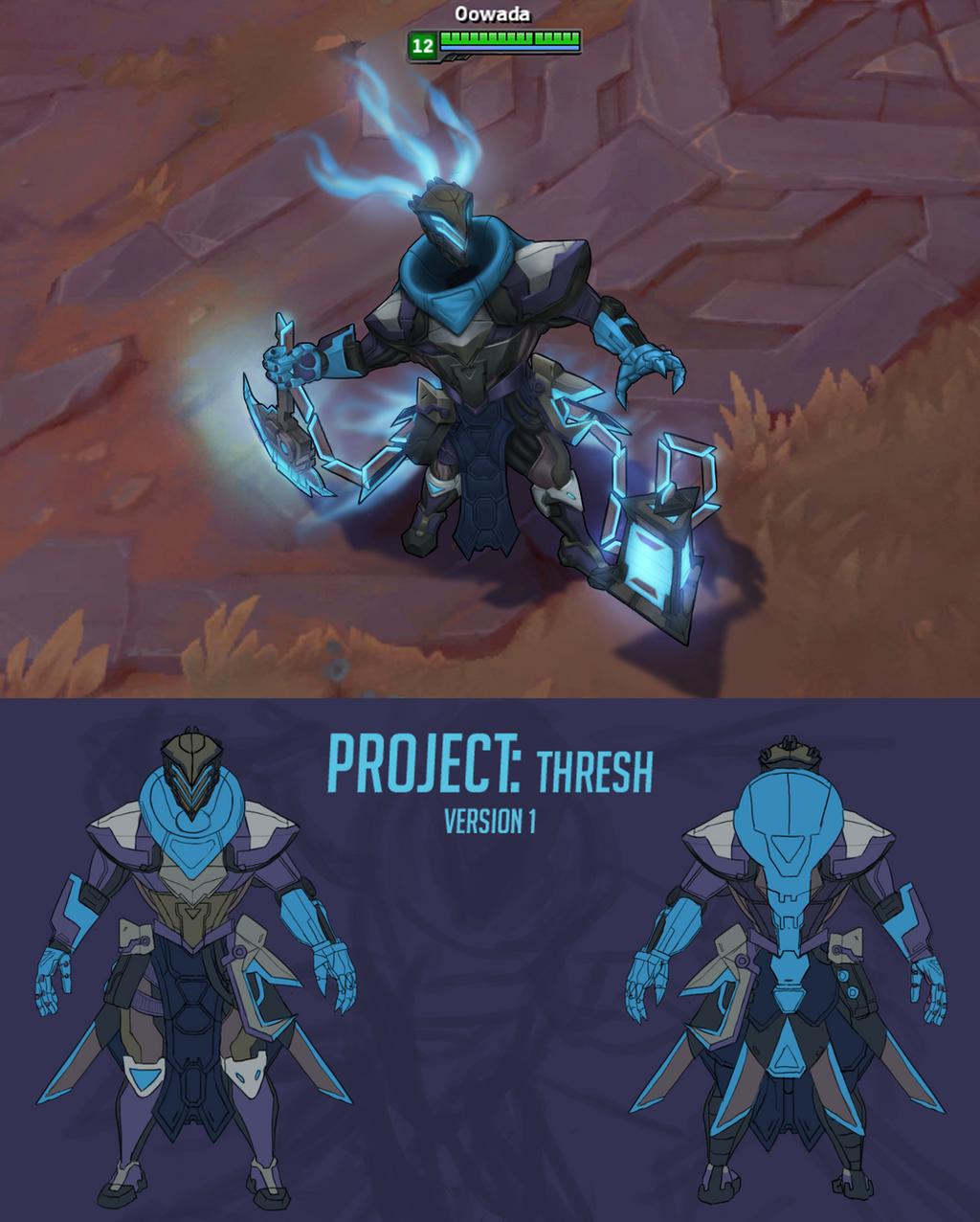 PROJECT: Thresh by MaruMun