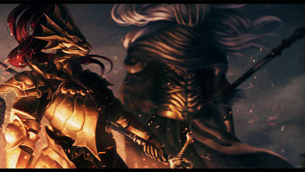 A loyal knight and a nameless king