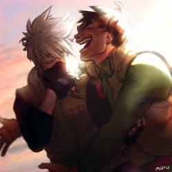 Dearest Rival by MaruMun