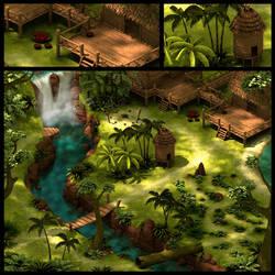Amazon, Brazil by BrettStebbins