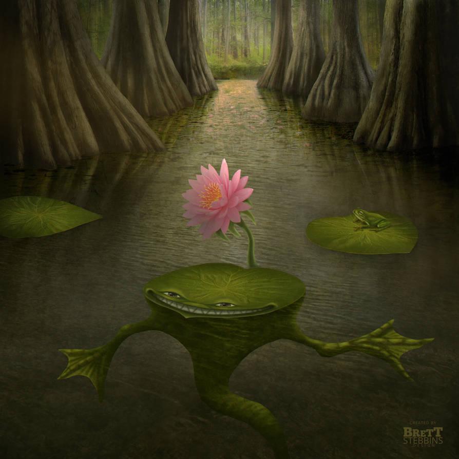 Pond Snapper Creature Concept
