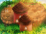 Luminare Saga - Big Lookout Tree 4 Concept Art