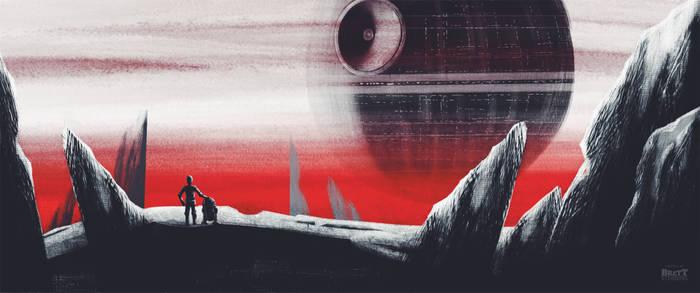 Death Star Rising