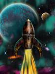 Rocketship.Alien1