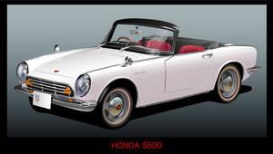 Honda S500-2