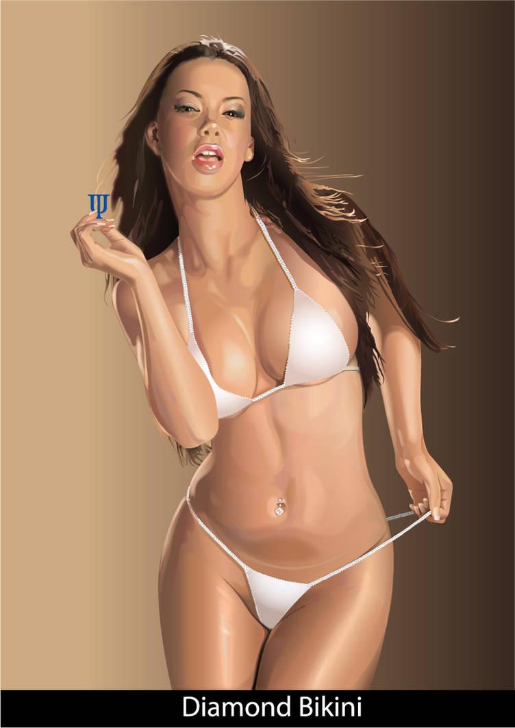 Diamond Bikini