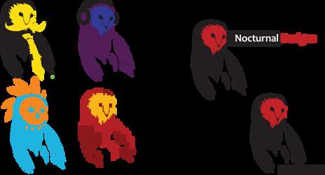 Owl logo by llCadaverll