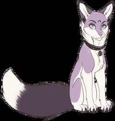 Purple Fox :OC: