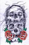 skull high