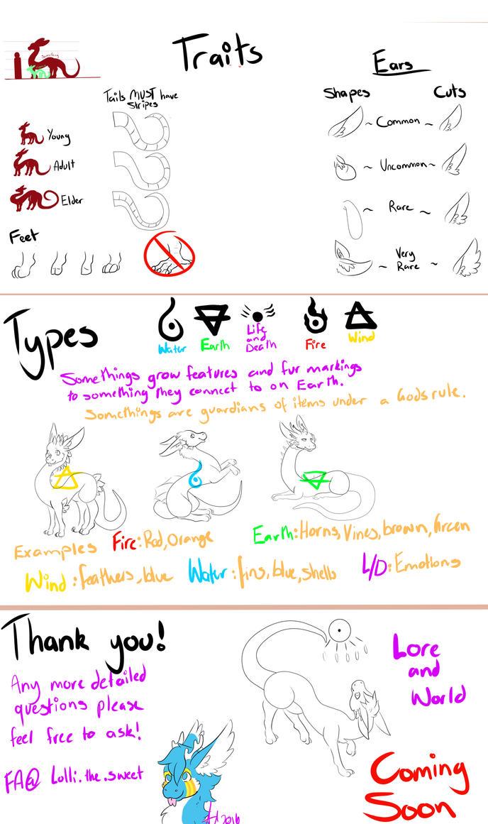 Something Dragon Info Sheet (part2) by HunterBlood123