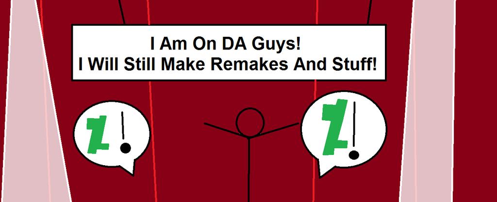 I Am On DA! by MitchTheLogoMan