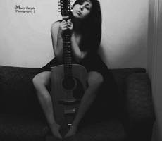 Guitar by MartaLilita