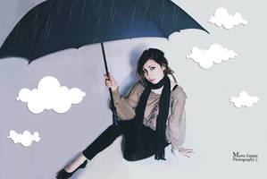 Why does it always rain on me? by MartaLilita