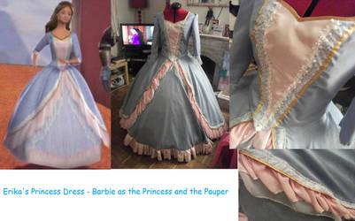 Erika's Princess Dress