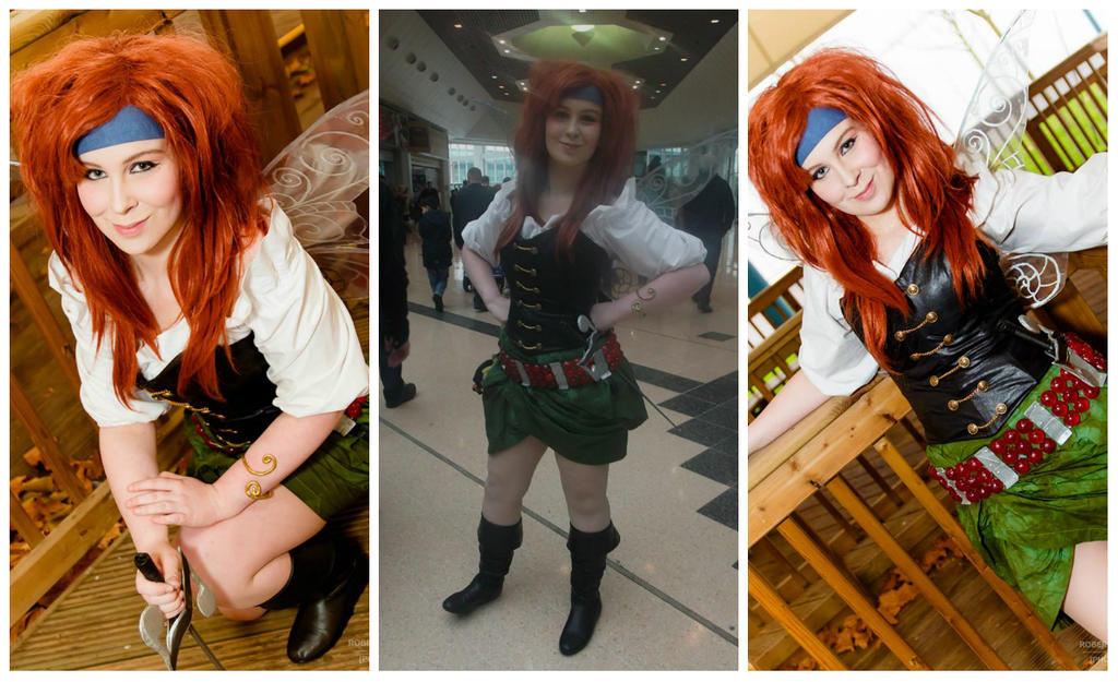 Zarina - The Pirate Fairy - Collage by BexiBeans ...  sc 1 st  DeviantArt & Zarina - The Pirate Fairy - Collage by BexiBeans on DeviantArt
