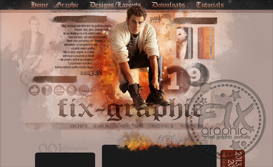 #8 FIX-GRAPHIC.BLOG.CZ by FIXgraphic