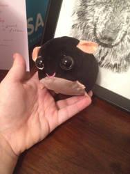 Tiny adorable Guinea Pig plush