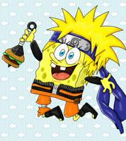 Spongebob No Jutsu by lucoi